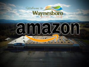 Amazon Comes to Waynesboro