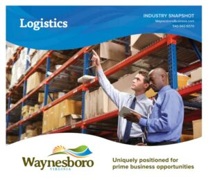 Logistics in Waynesboro