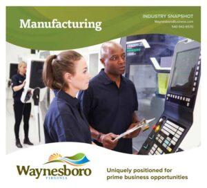 Manufacturing in Waynesboro