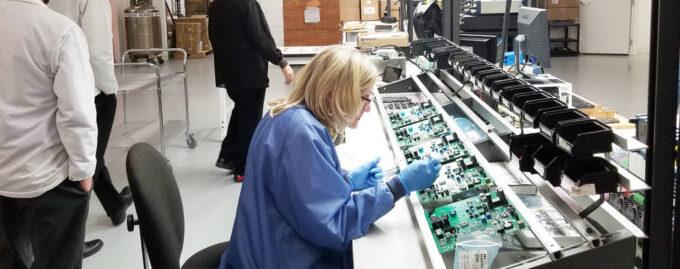 VIRTEX Corporation Expands In Waynesboro